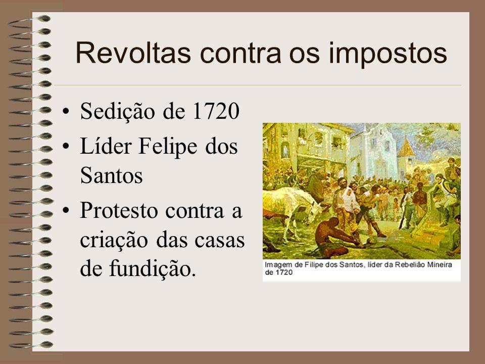 Revoltas contra os impostos