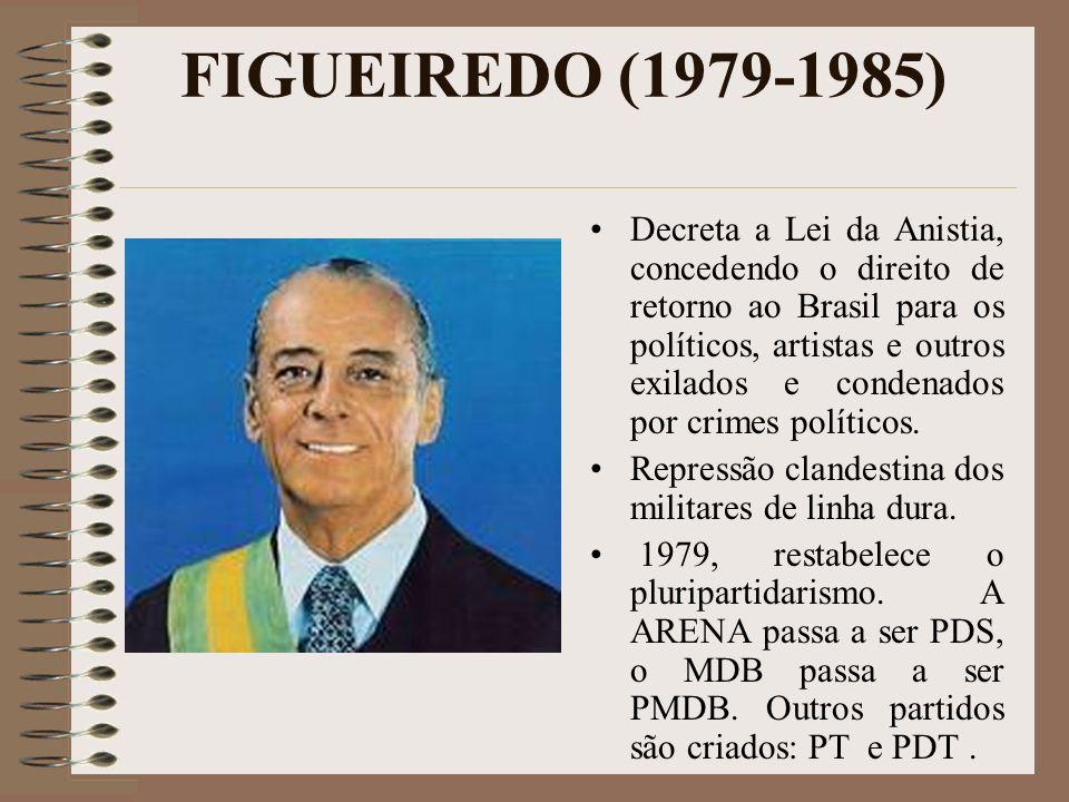 FIGUEIREDO (1979-1985)