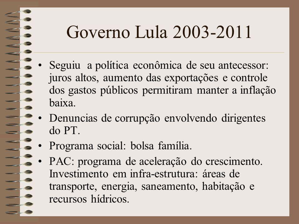 Governo Lula 2003-2011