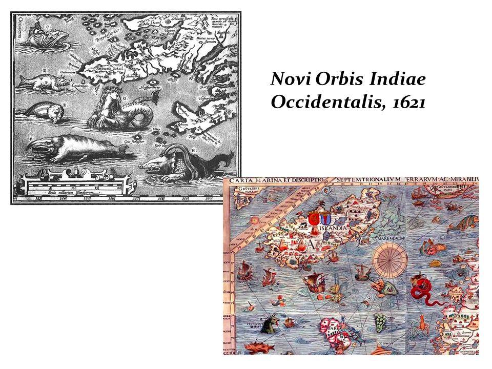 Novi Orbis Indiae Occidentalis, 1621