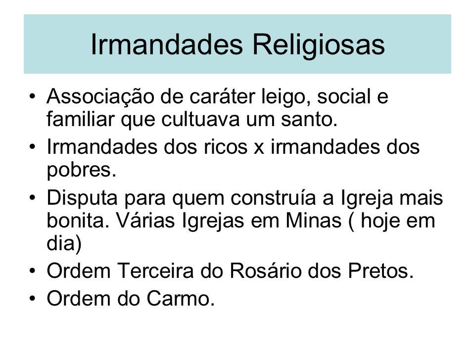 Irmandades Religiosas