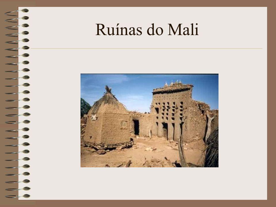 Ruínas do Mali