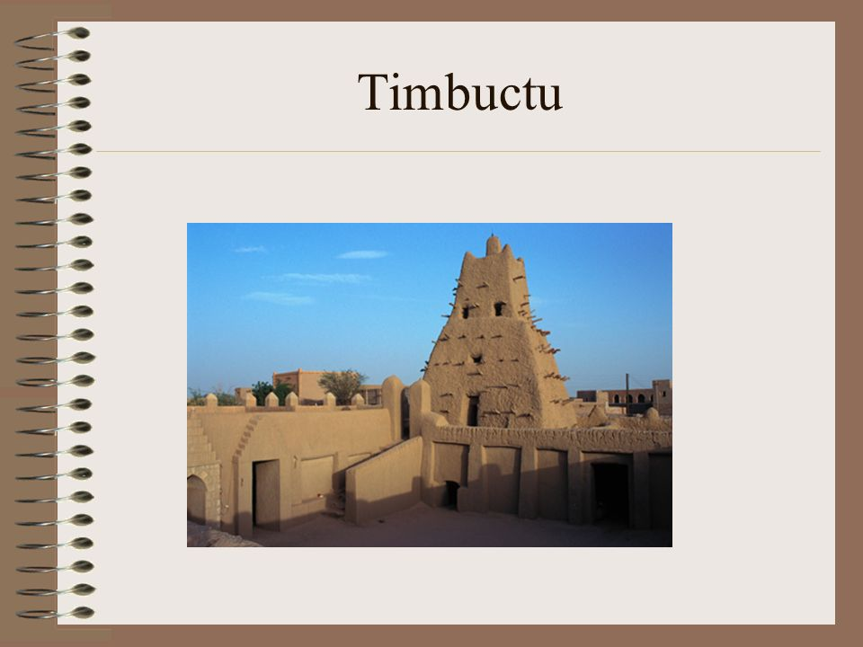 Timbuctu