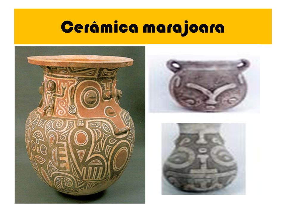 Cerâmica marajoara