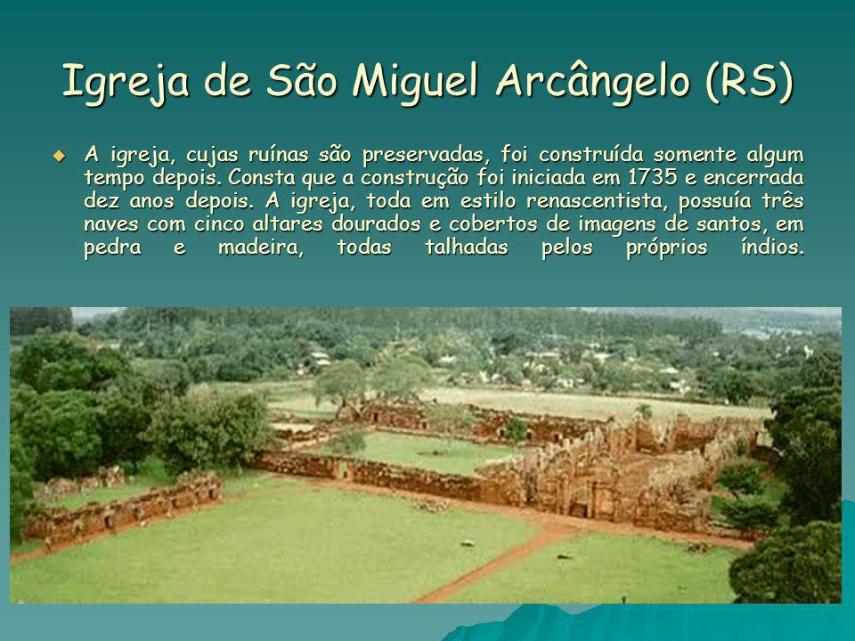 Igreja de São Miguel Arcângelo (RS)