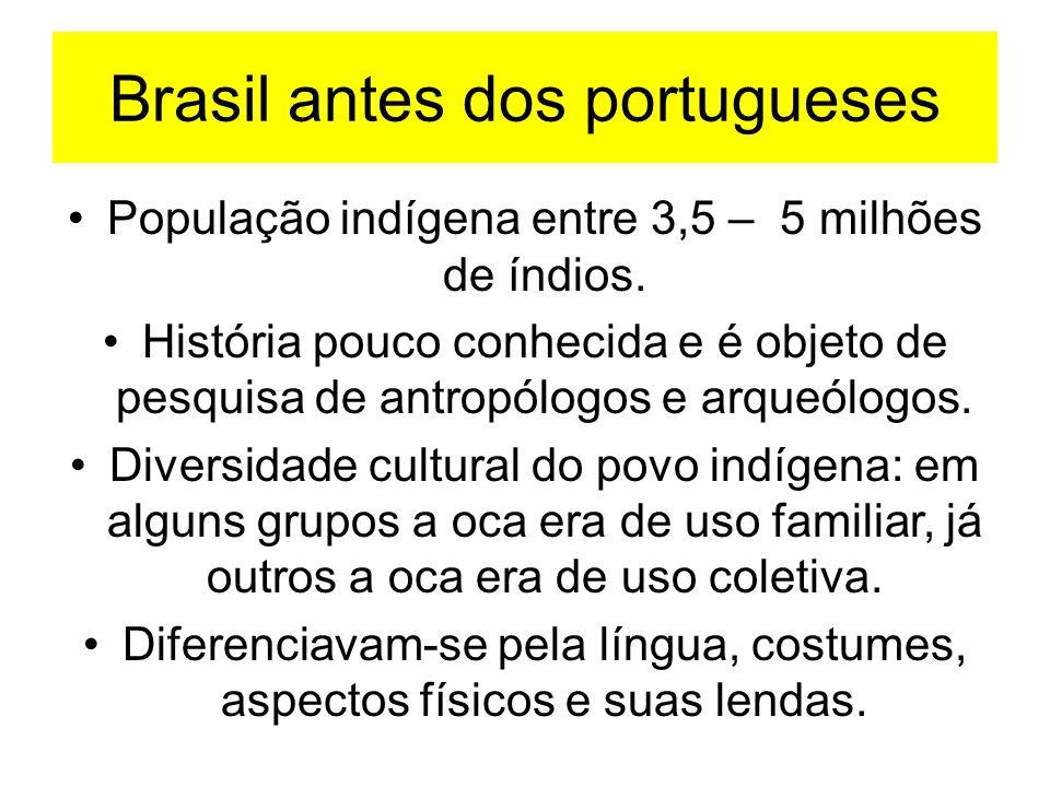 Brasil antes dos portugueses