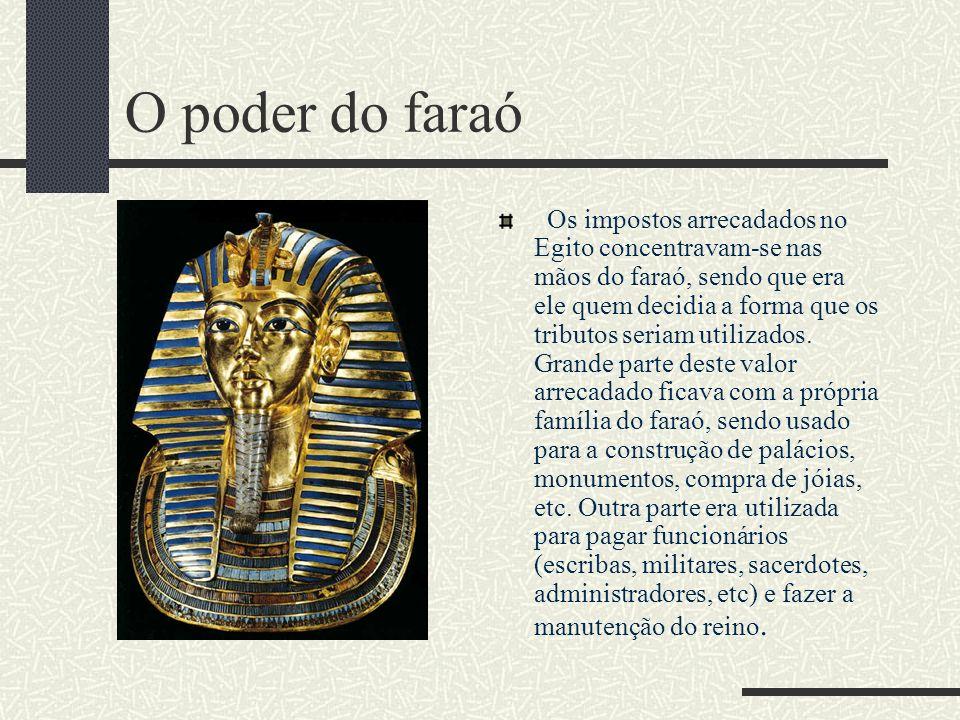 O poder do faraó