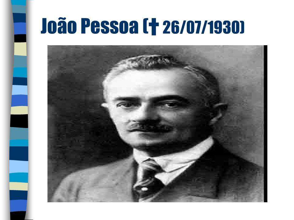 João Pessoa († 26/07/1930)