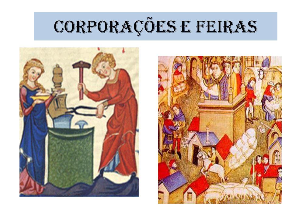 Corporações e feiras