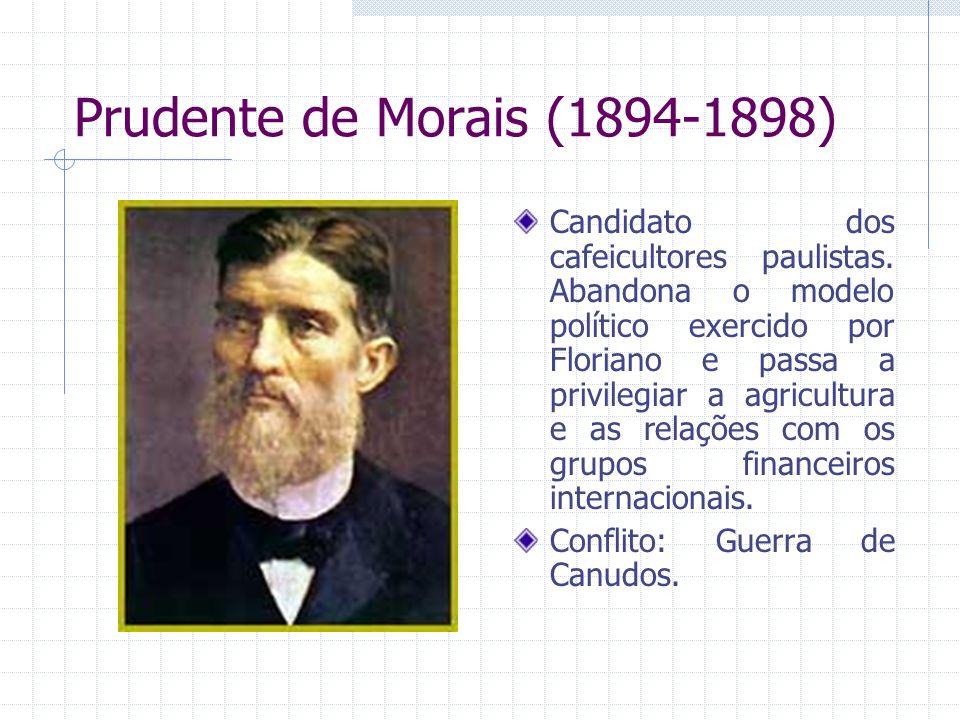 Prudente de Morais (1894-1898)
