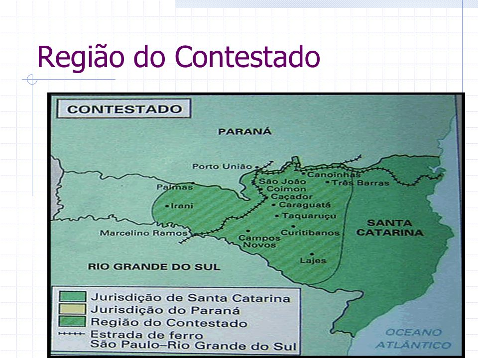 Região do Contestado