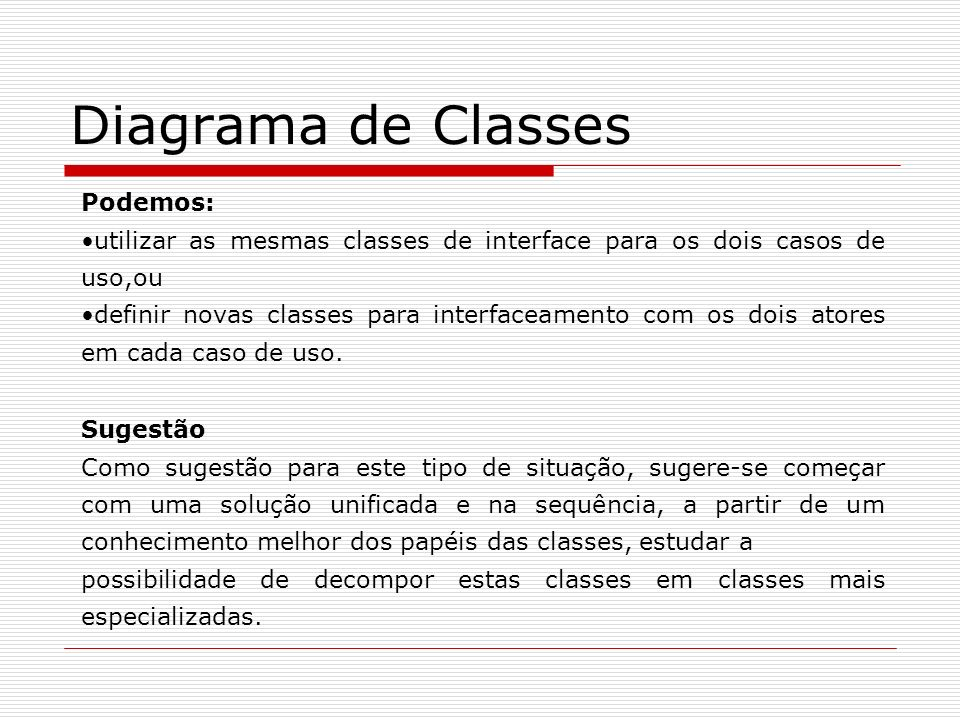 Diagrama de Classes Podemos: