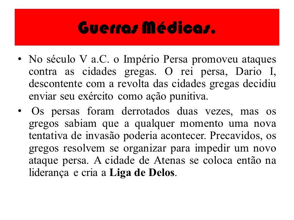 Guerras Médicas.