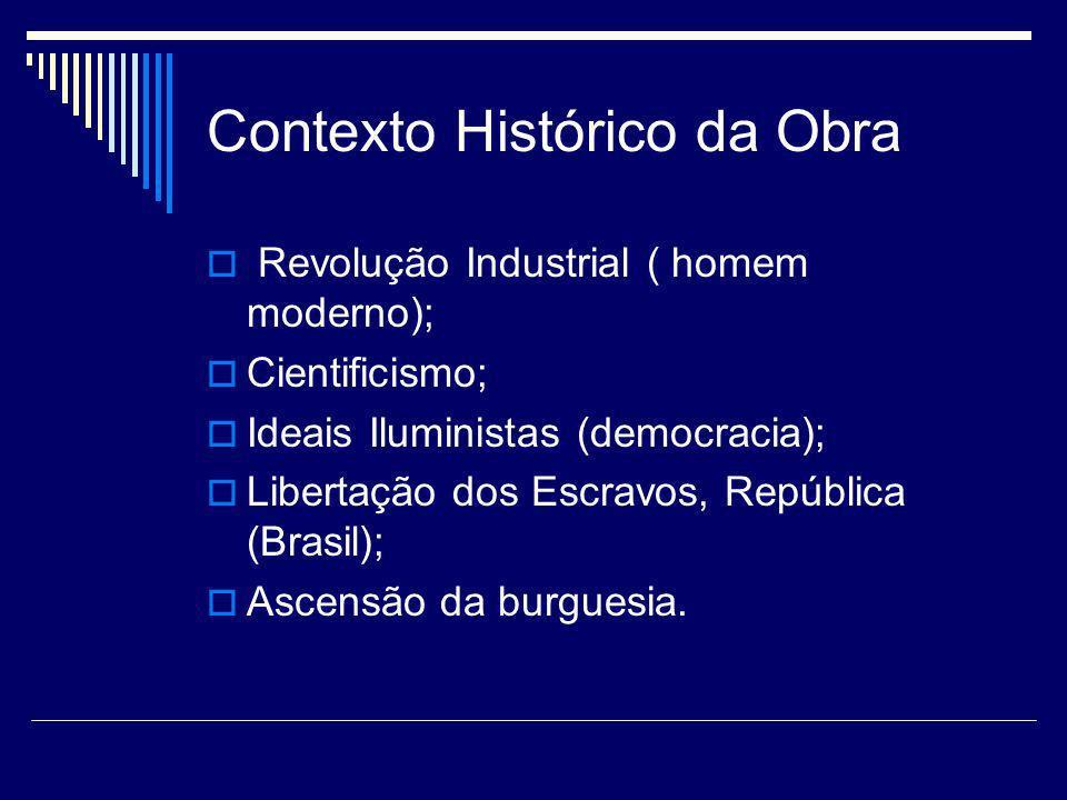 Contexto Histórico da Obra