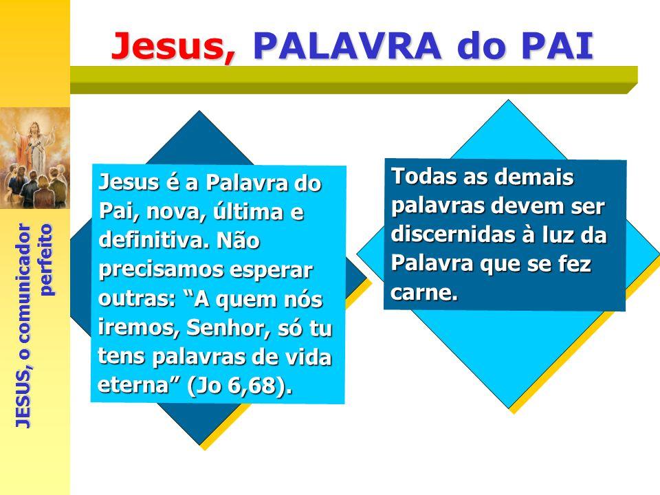 JESUS, o comunicador perfeito