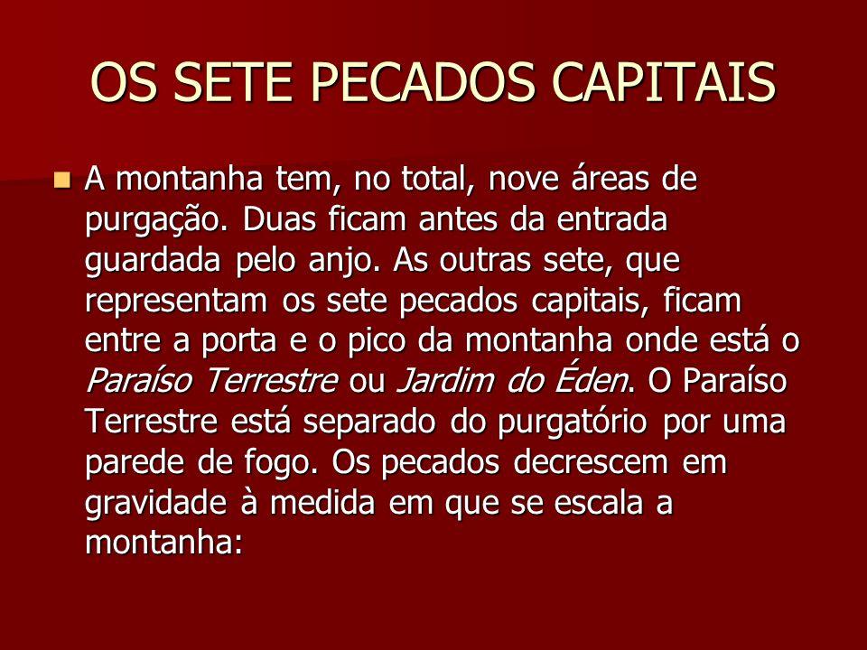OS SETE PECADOS CAPITAIS