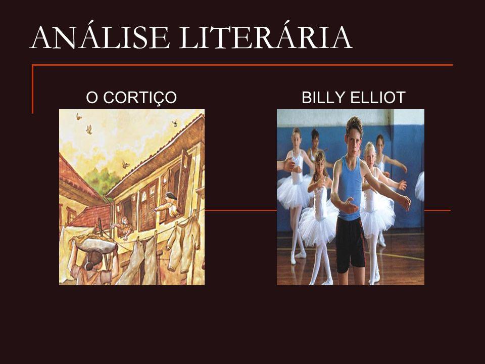 ANÁLISE LITERÁRIA O CORTIÇO BILLY ELLIOT