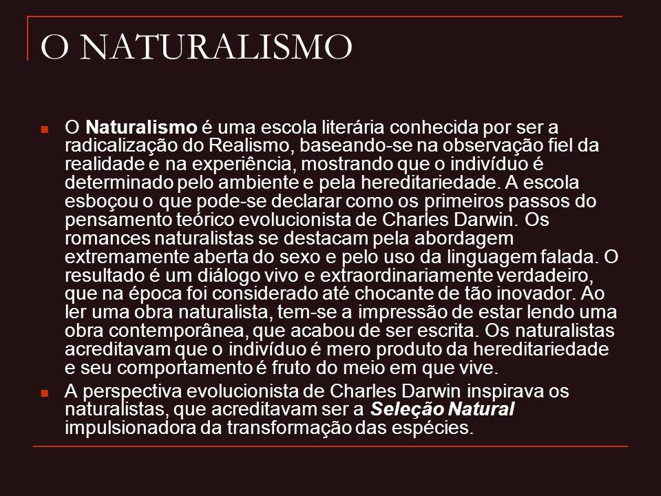 O NATURALISMO