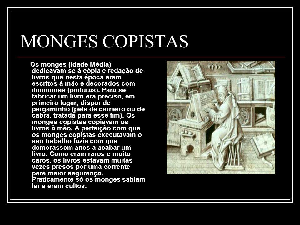 MONGES COPISTAS