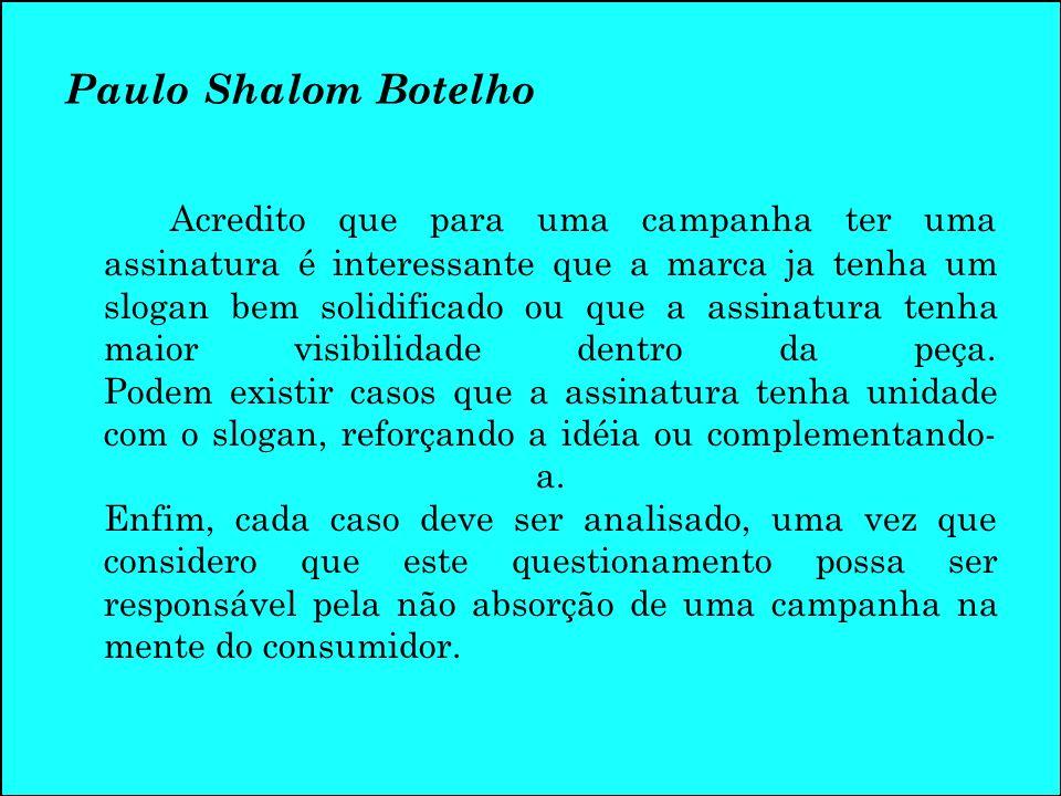 Paulo Shalom Botelho