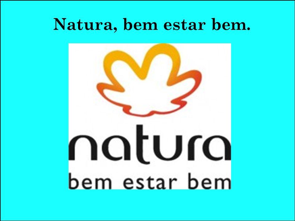 Natura, bem estar bem. 7
