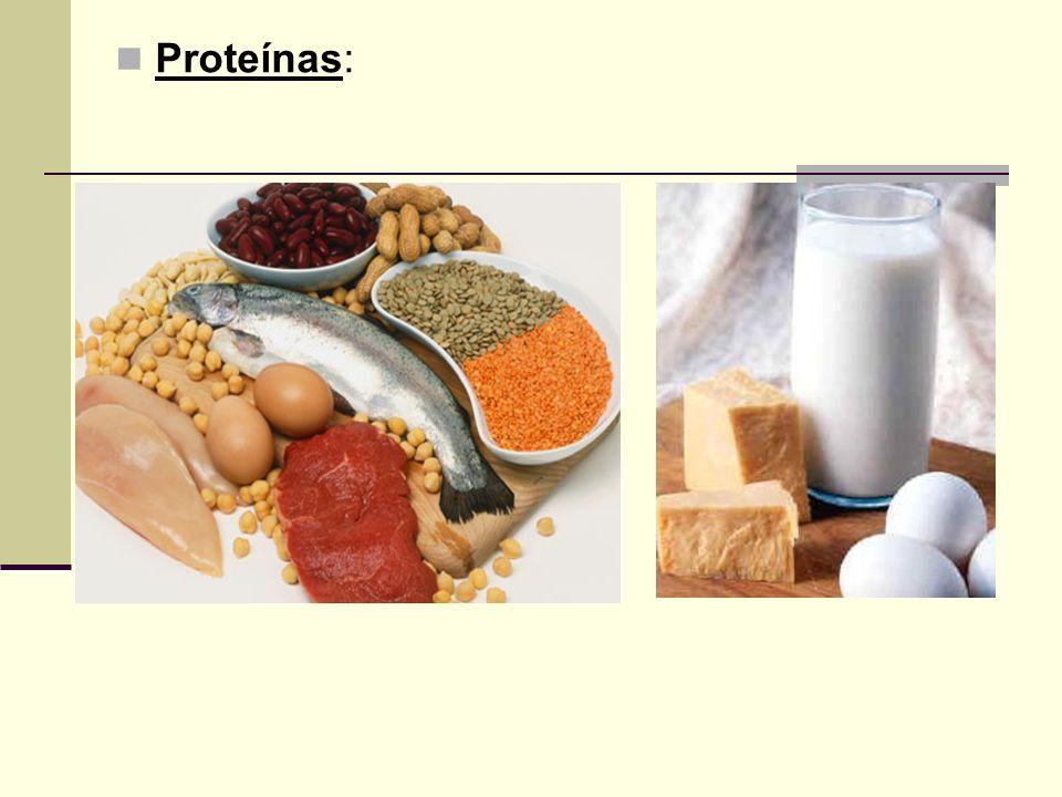 Proteínas: