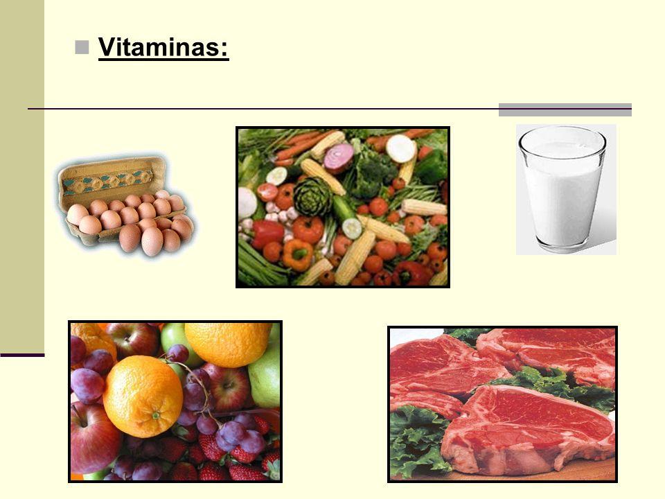 Vitaminas: