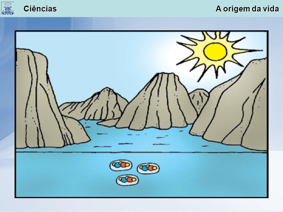 Ciências A origem da vida