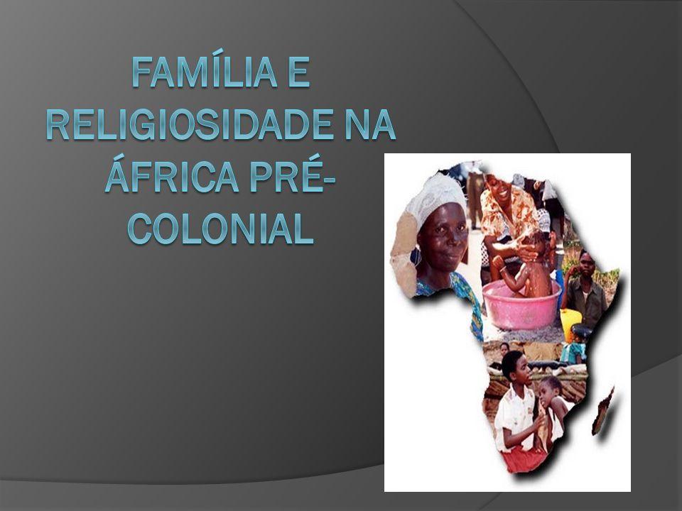 Família e religiosidade na África pré-colonial