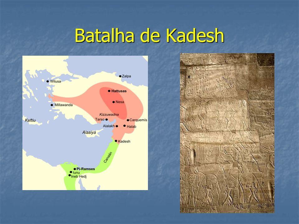 Batalha de Kadesh