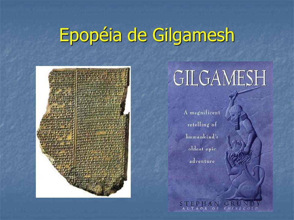 Epopéia de Gilgamesh