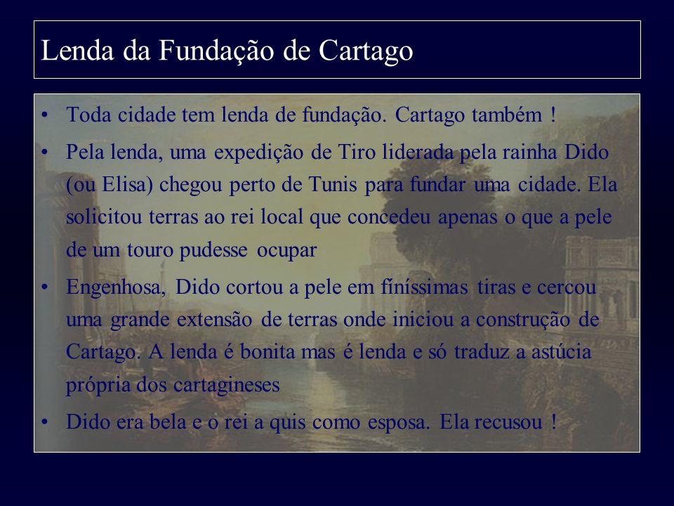 Lenda da Fundação de Cartago