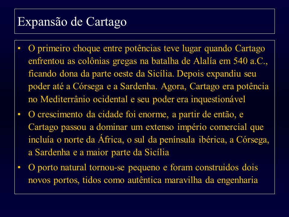 Expansão de Cartago