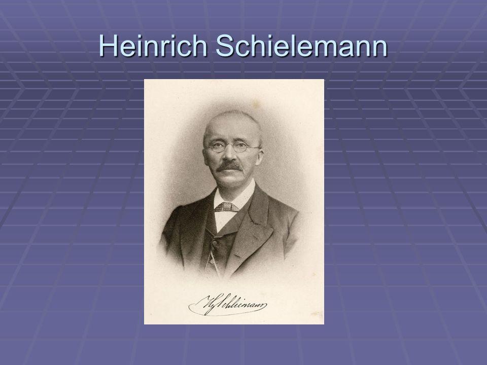 Heinrich Schielemann