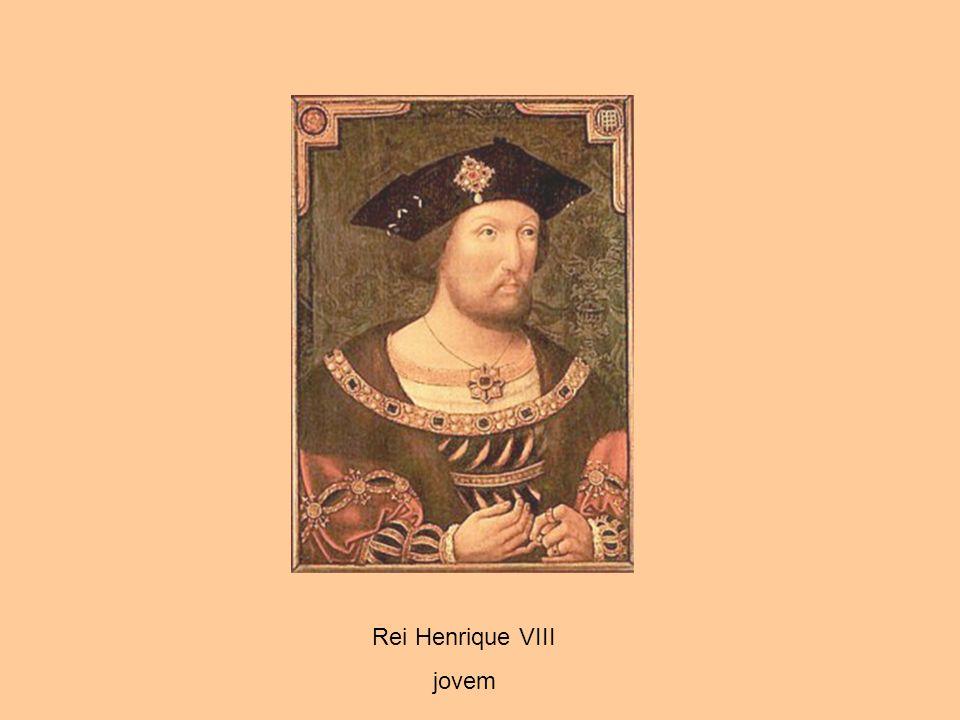 Rei Henrique VIII jovem