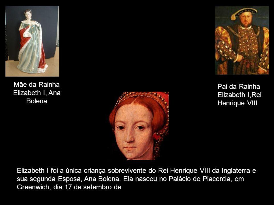 Mãe da Rainha Elizabeth I, Ana Bolena