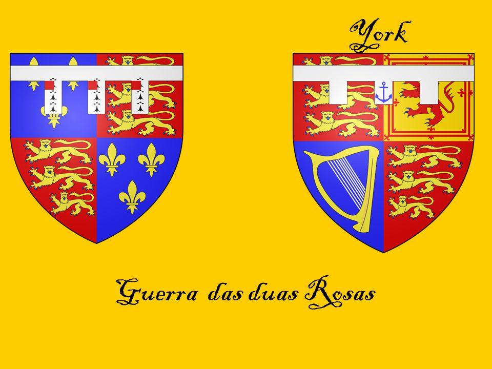 Lancaster York Guerra das duas Rosas