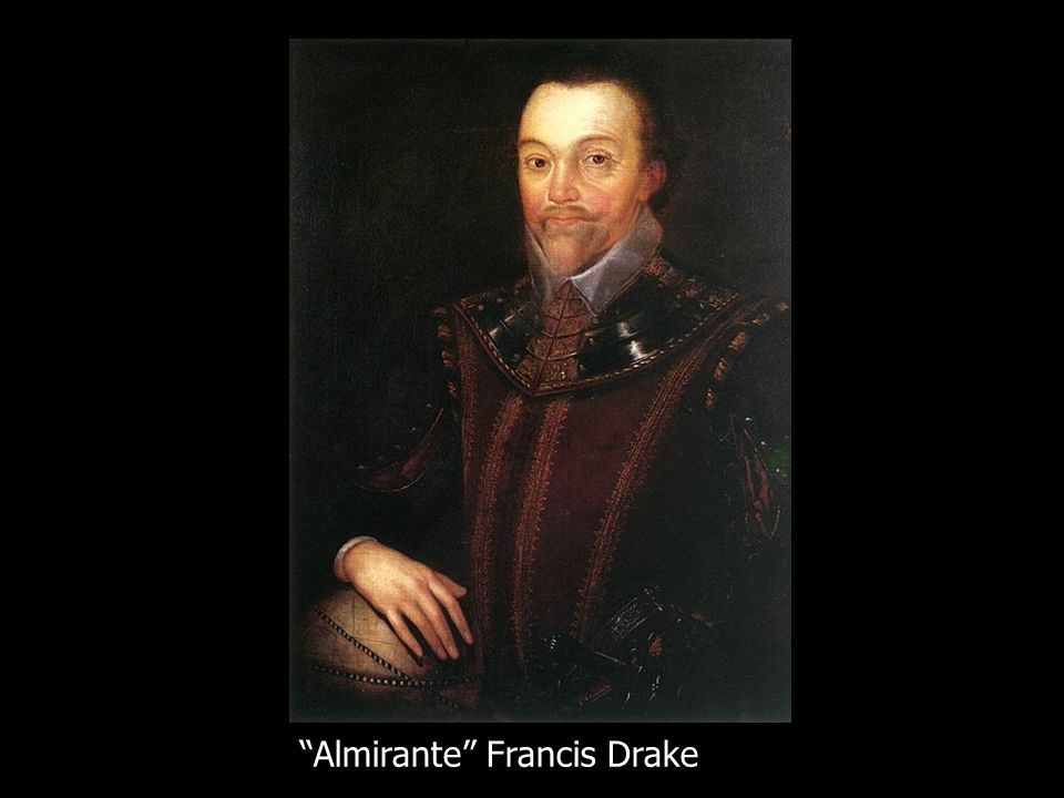 Almirante Francis Drake