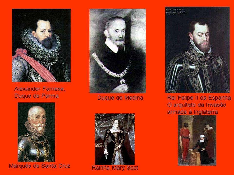 Alexander Farnese, Duque de Parma
