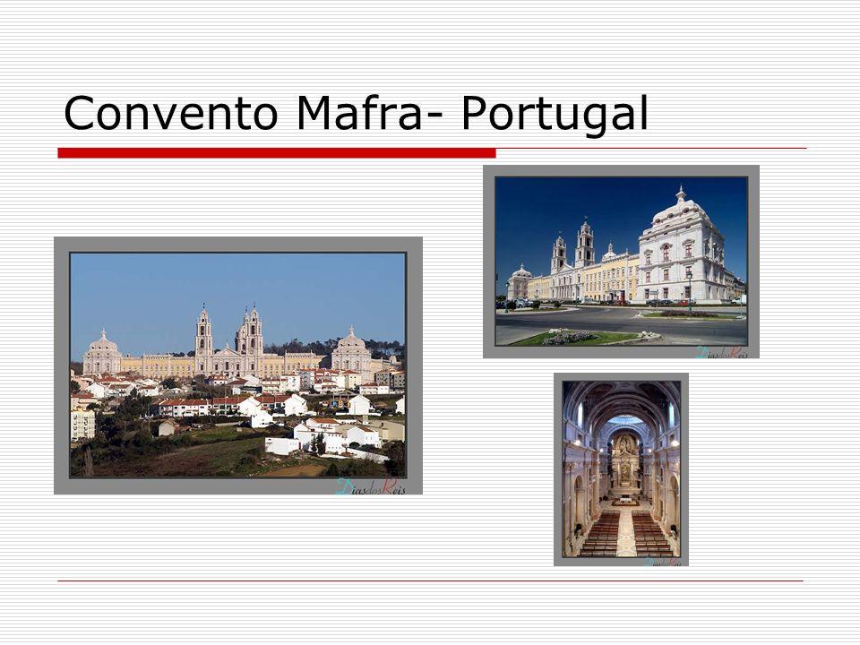 Convento Mafra- Portugal