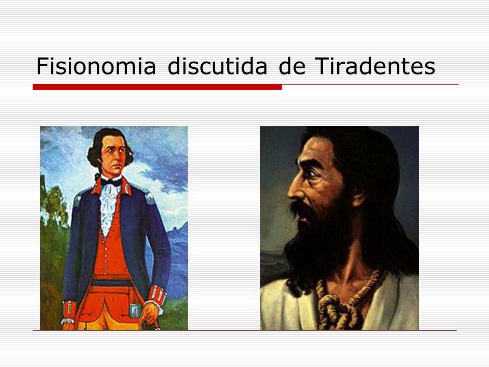 Fisionomia discutida de Tiradentes
