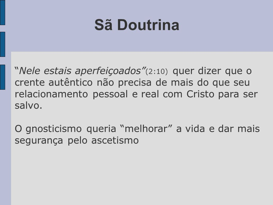 Sã Doutrina