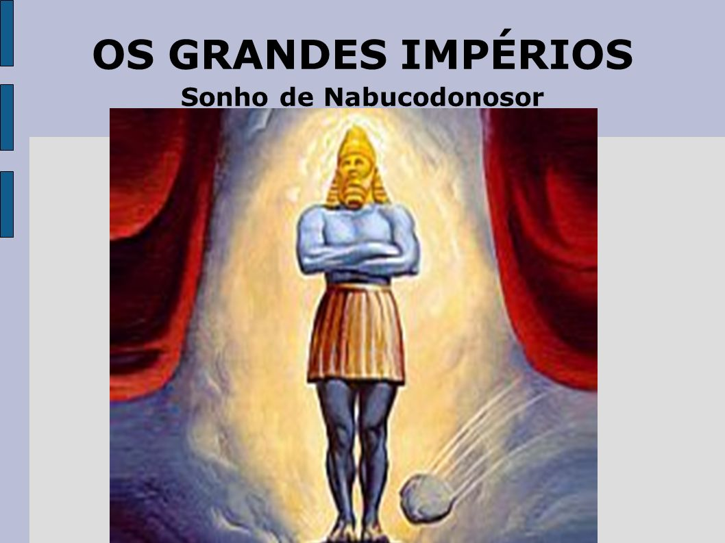 Sonho de Nabucodonosor