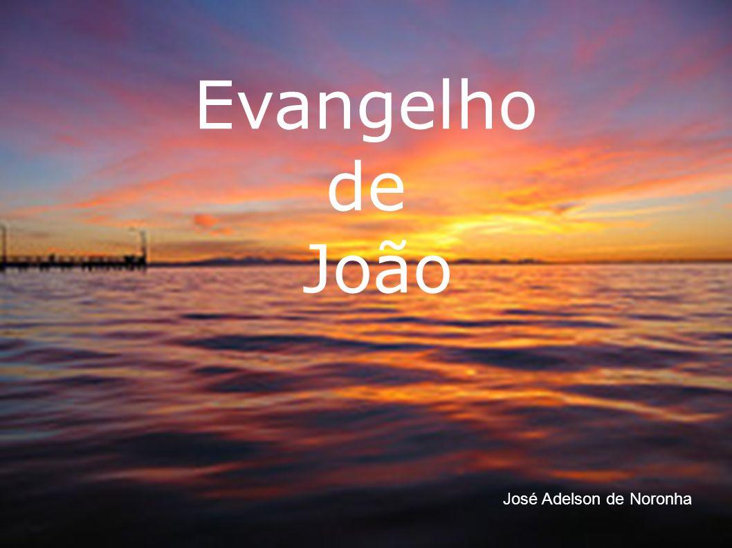 Evangelho de João José Adelson de Noronha