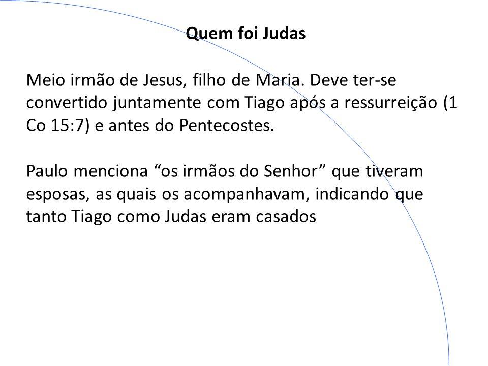 Quem foi Judas