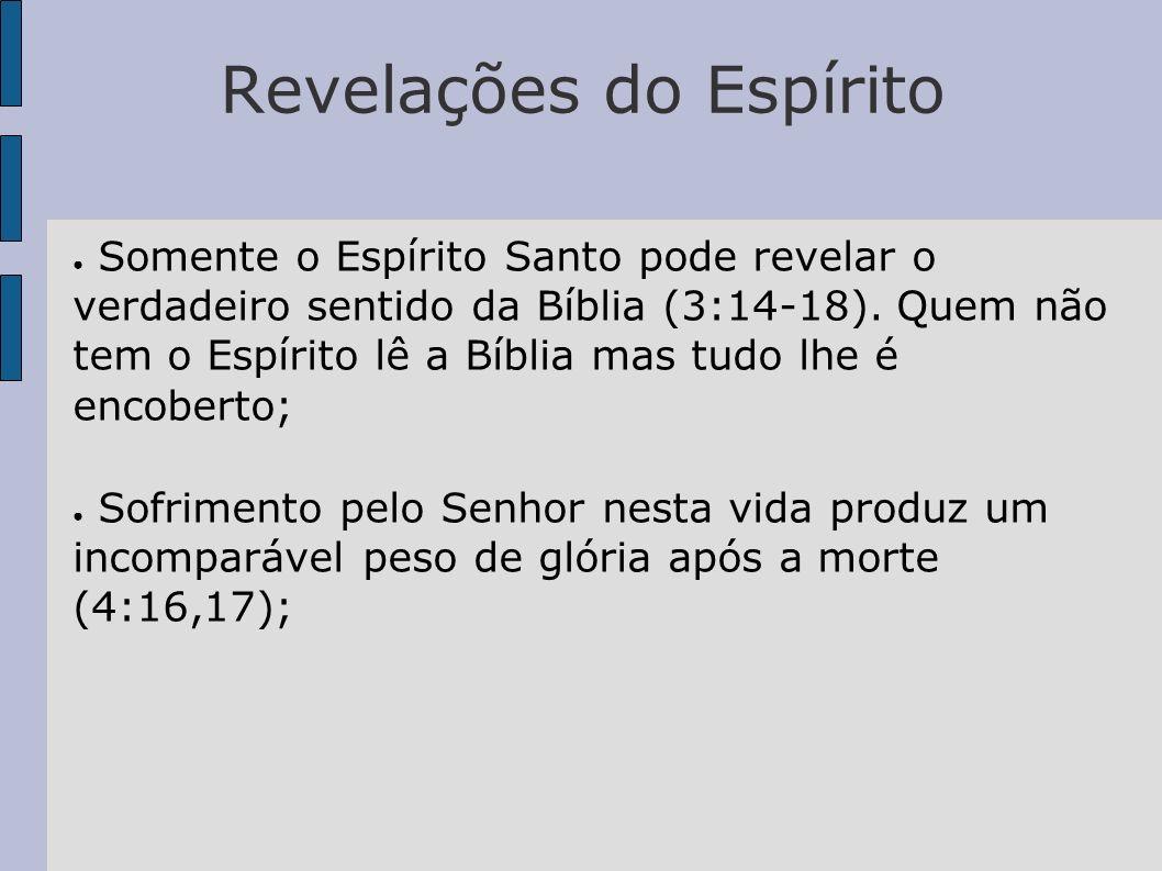 Revelações do Espírito