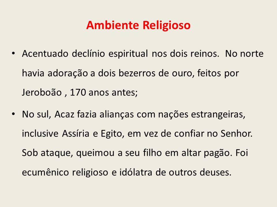 Ambiente Religioso