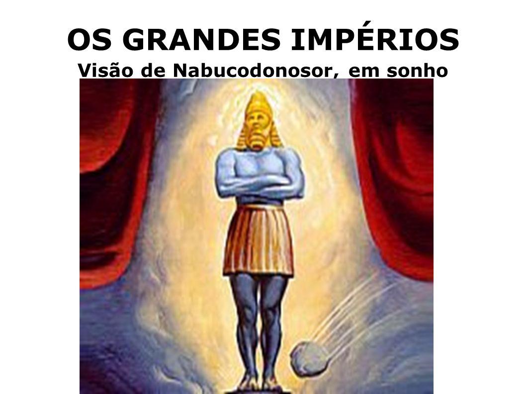 Visão de Nabucodonosor, em sonho