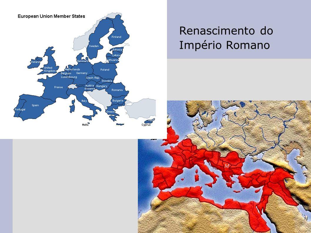 Renascimento do Império Romano