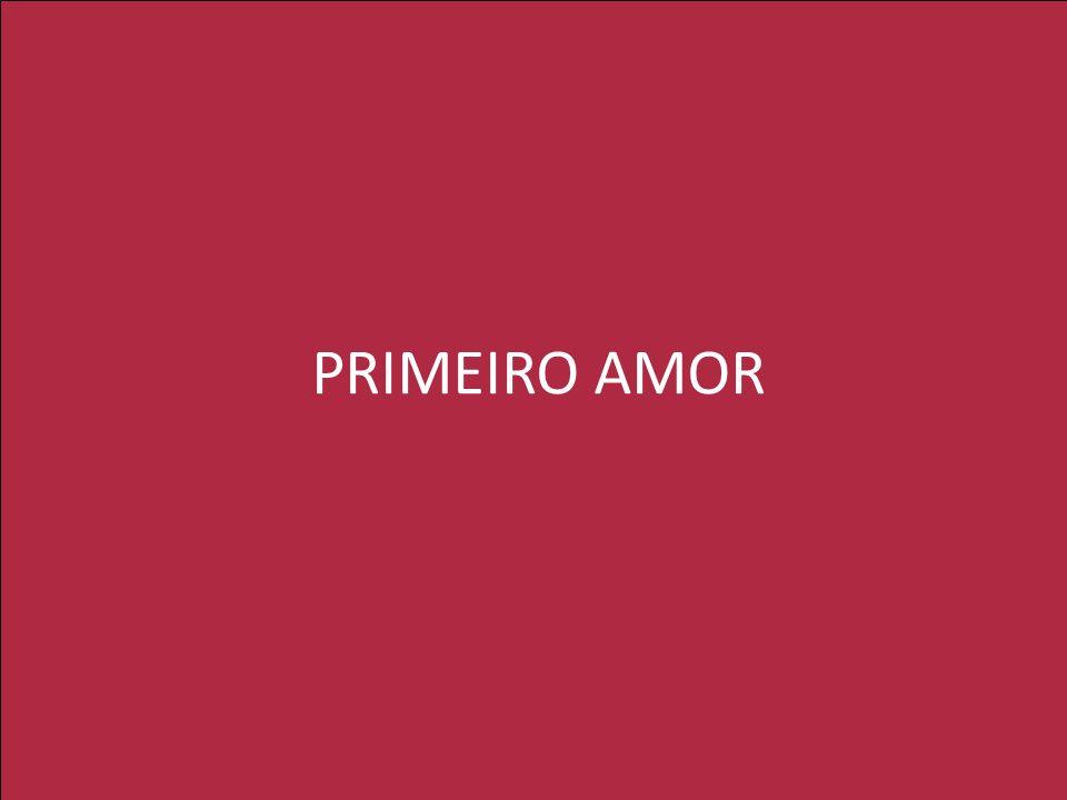 PRIMEIRO AMOR